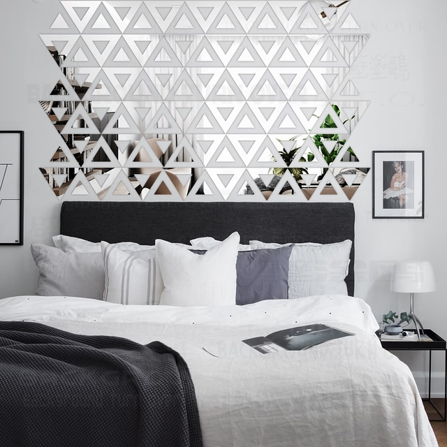 Aliexpress.com : Buy DIY Triangle Free Design 3D Decorative Acrylic on lamp shades for bedroom, rugs for bedroom, food for bedroom, mobiles for bedroom, shelves for bedroom, door decor for bedroom, christmas for bedroom, wall vases for bedroom, office for bedroom, games for bedroom, girl decor for bedroom, lighting for bedroom, wall paper for bedroom, decorative accessories for bedroom, wall ideas for bedroom, wall color for bedroom, orange decor for bedroom, room decor for bedroom, spring decor for bedroom, pillows for bedroom,