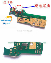 QiAN SiMAi New Original Genuine USB  Charge Board with Flex cable & Microphone for Lenovo S930 Mobile phone + DropShipping