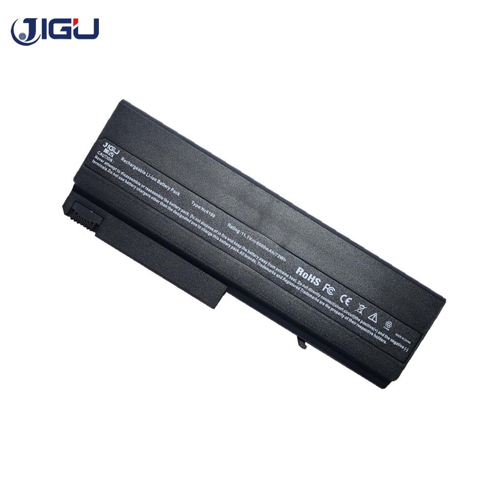 JIGU 9 ячеек ноутбук Батарея для hp Бизнес Тетрадь 6510b 6515b 6710b 6710s 6715b 6715s 6910p Nc6110 Nc6120 Nc6220 Nc6230 Nc6140