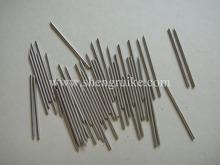2*50mm One End Close Sharp Point  Pt100 Thermocouple tube SS Material
