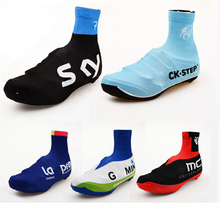 2016 New Brand Men Woman Cycling Lycra Shoes Cover Ciclismo Cover Bicycle Shoe Cover Team Sports Bike Bicycle Overshoes Cover#65