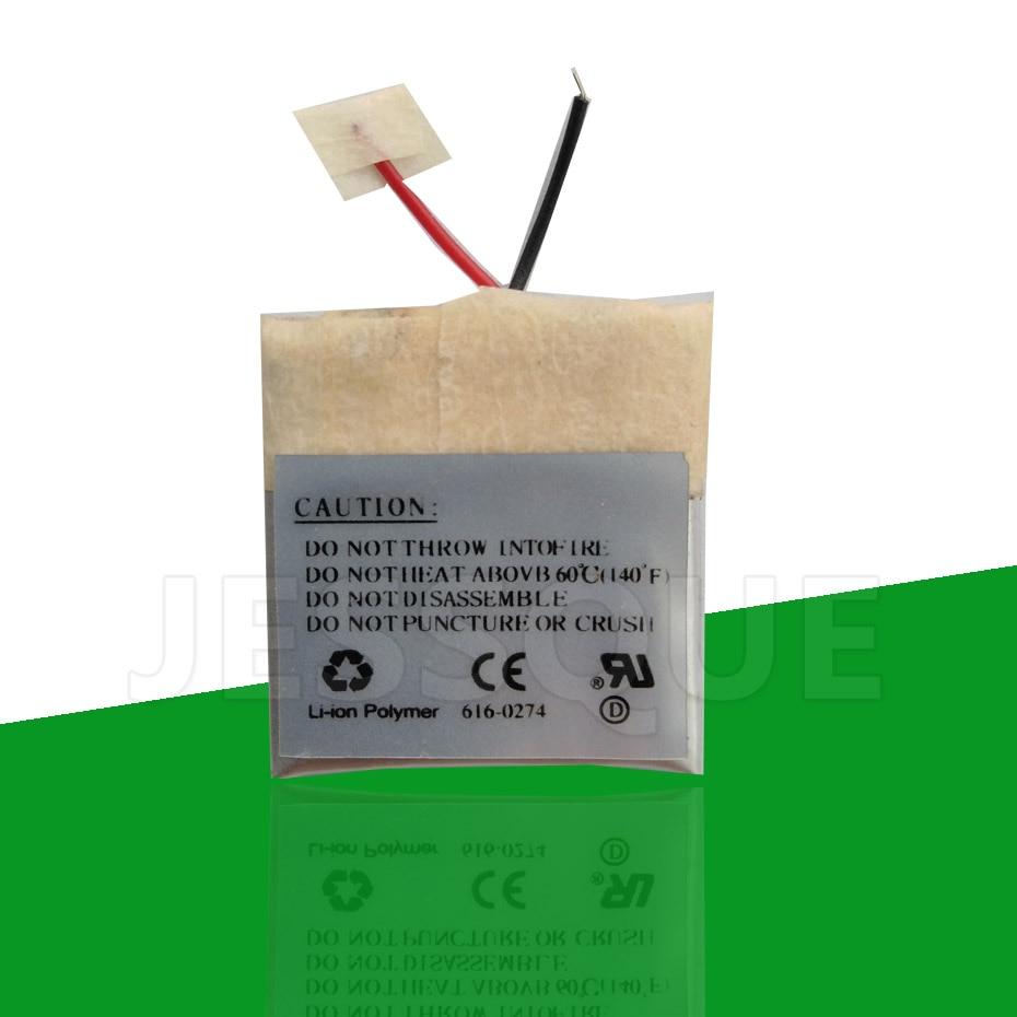 120mAh Big Replacement Battery for Apple iPOD for Shuffle 2nd Generation 2 Shuffle2 616-0274 G2 G3 3 Accumulator Batterie AKKU(China)