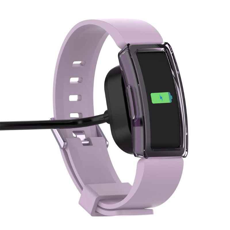 超薄型ソフトクリア TPU 保護シリコーンケース皮膚カバー Fitbit 鼓舞/鼓舞時時計