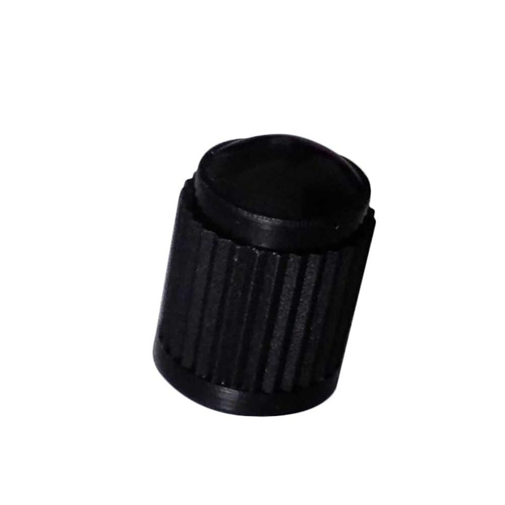 20/50/100 قطع البلاستيك البسيطة حجم سيارة شاحنة السيارات عجلات الإطارات البلاستيك صمام الجذعية قبعات الغبار يغطي العالمي