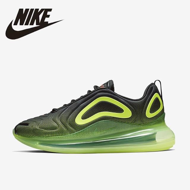 Nike Air Max 720 hombres zapatos transpirables deportes atléticos zapatillas nueva llegada AO2924-008