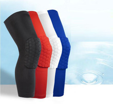Cn Herb 1 Pcs Basketball Set Sports Kneepad Sleeve Thin Warm Knee Brace Goods Anti-collision Leggings