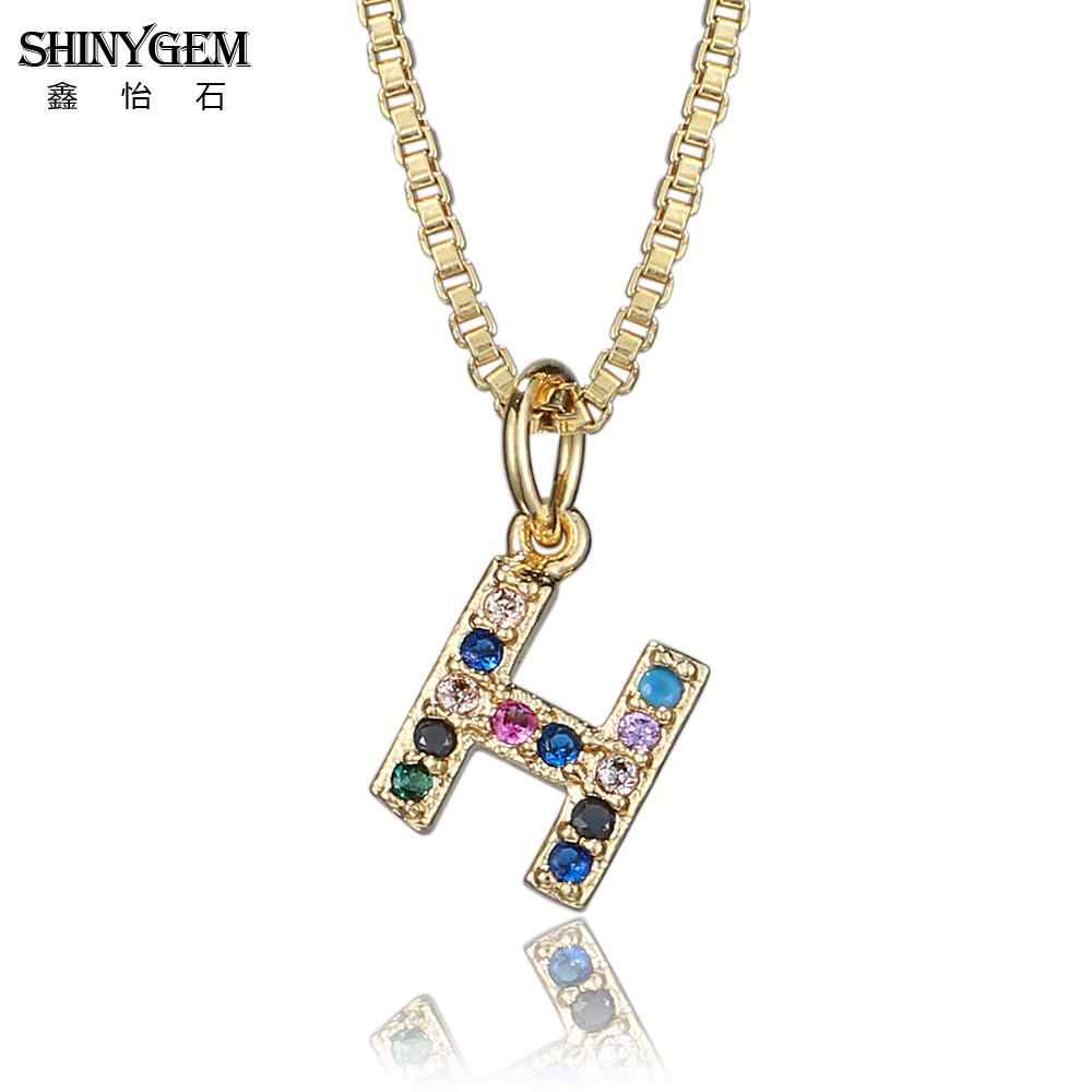ShinyGem Gold Rainbow จดหมาย