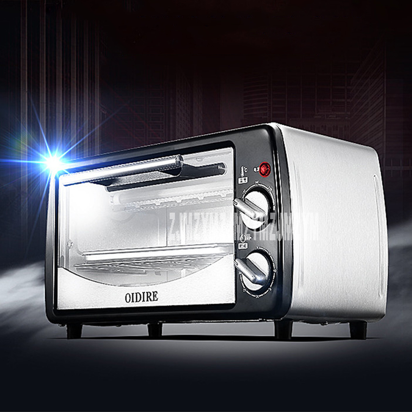 ODI-12B Baking Oven 12L Electric Oven Household Mini Bakery Machine Household Oven 220V / 700W стоимость