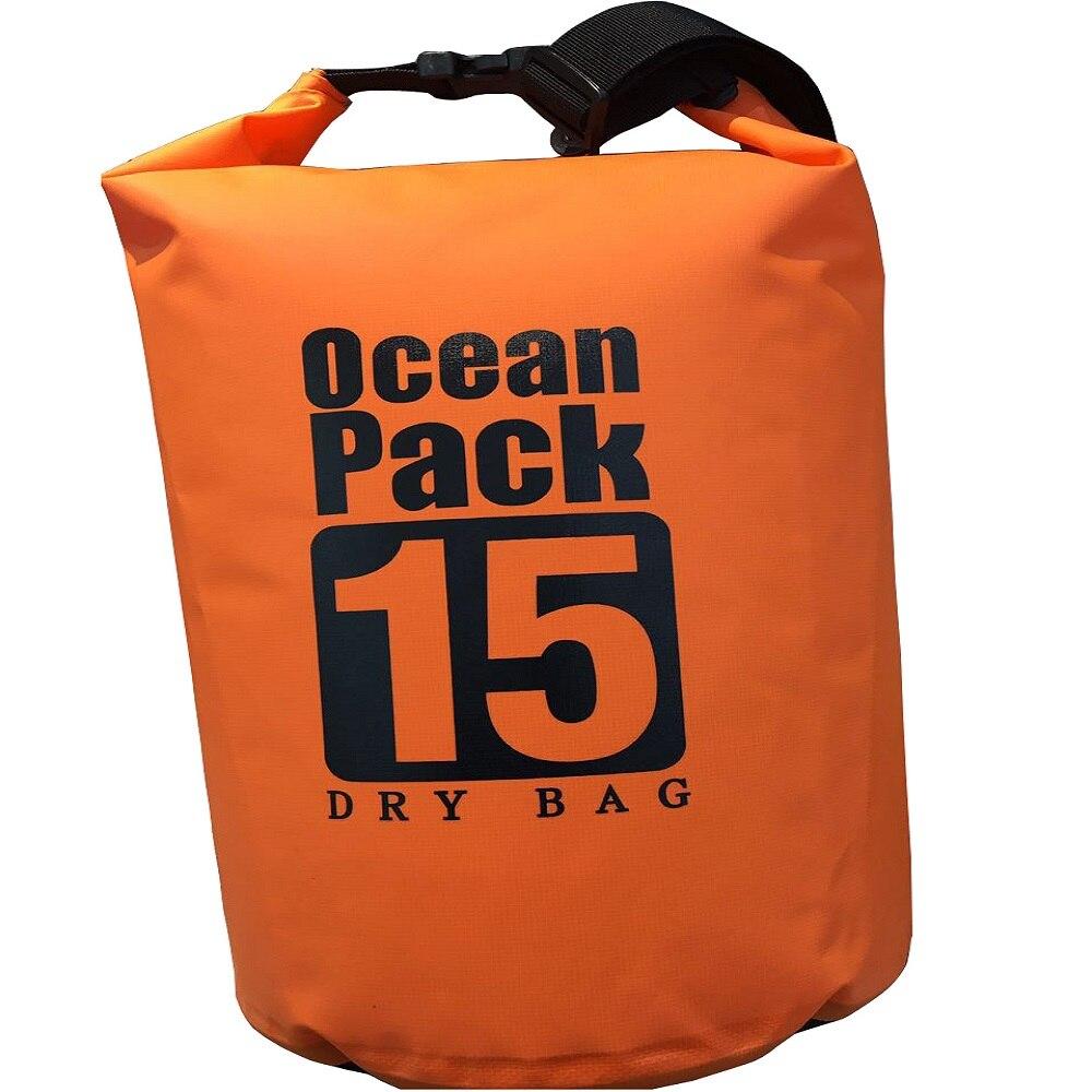 2L-30L ПВХ водонепроницаемая сумка мешок для каноэ плавающая лодка Каякинг Кемпинг Водонепроницаемость