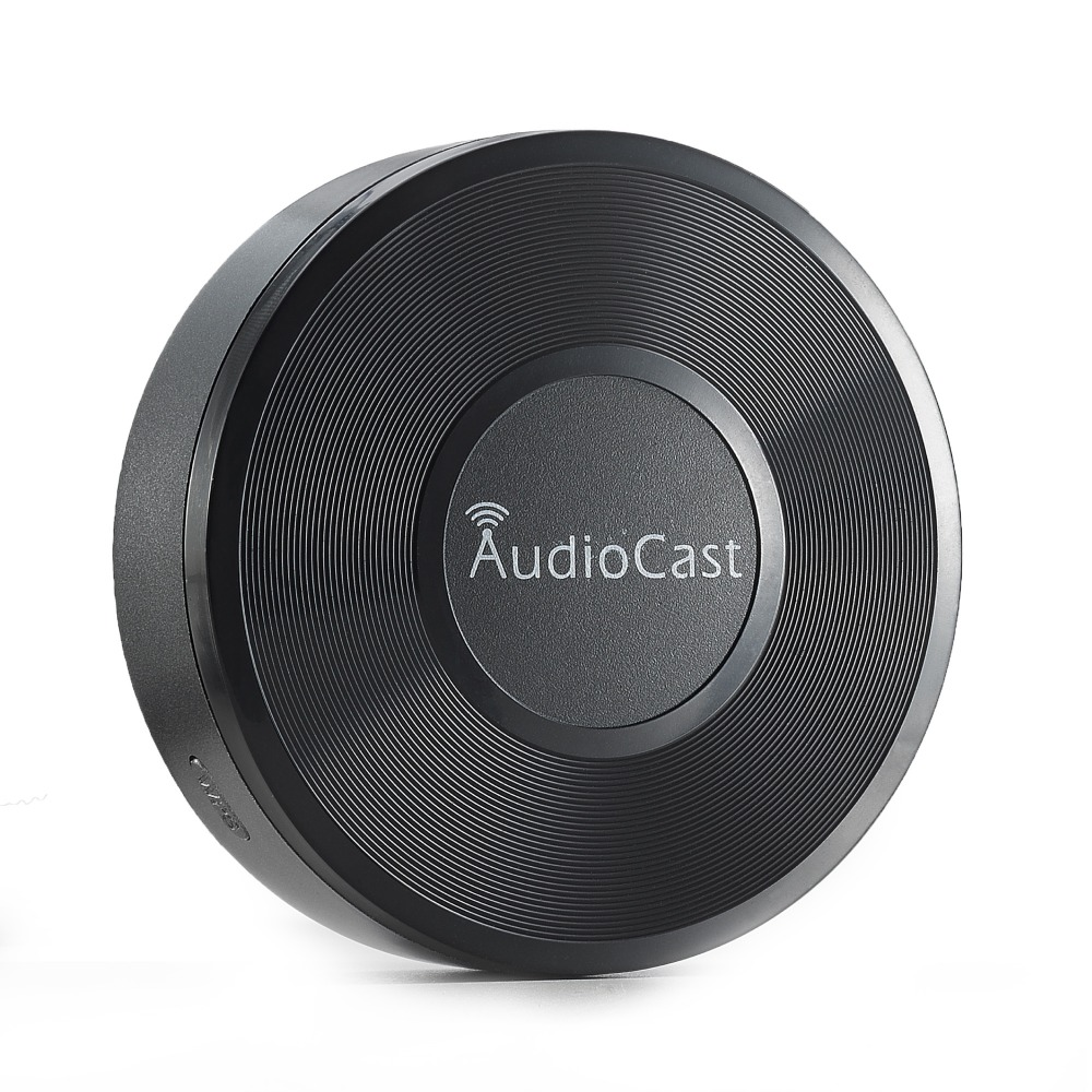 Audiocast M5 Airmusic Airplay DLNA WiFi Music Radio Transmitter iOS Android Airmusic WIFI Audio Receiver Spotify Sound Streamer for ios11 5g wifi mirror box car wifi display android ios miracast dlna airplay wifi smart screen mirroring car and home hdtv
