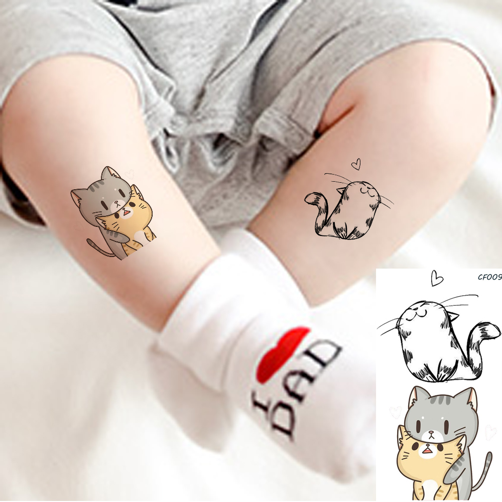 120 x Cats /& Dogs NEW DESIGN Temporary Tattoos