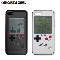 2018 Retro Gameboy Tetris Game Phone Case For IPhone 6 6s 7 7plus 8plus X Play