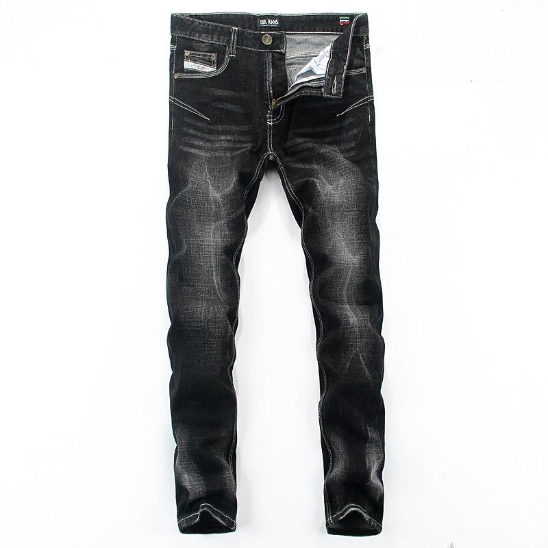 Streetwear Famous Brand Logo Dsel Jeans s