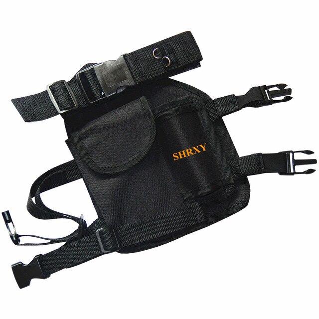 NEWST SHRXY выявлением металлоискатель падение ножная сумка кобура для булавки зим металлодетектор garrett Xp ProPointer ProFind сумка