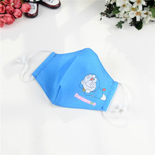 5pcs/Pack Spring Korean style printing Couple mask linen male and female dust masks thin anti haze maska wholesale