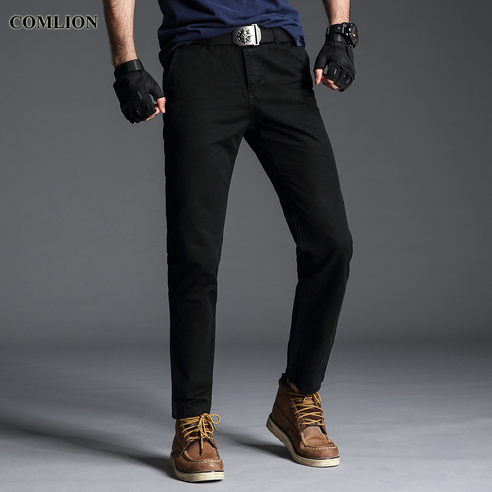 100% QualitäT Original Comlion Cargo Hosen Männer Hohe Qualität Workout Hosen Casual Baumwolle Hose Bunte Jeans Neue Ankunft Lange Hosen 49
