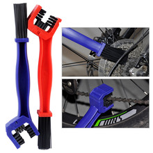 Bicycle tool portable mountain Chain Clean Brush New Cycling Motorcycle Bike Gear Cleaner brush