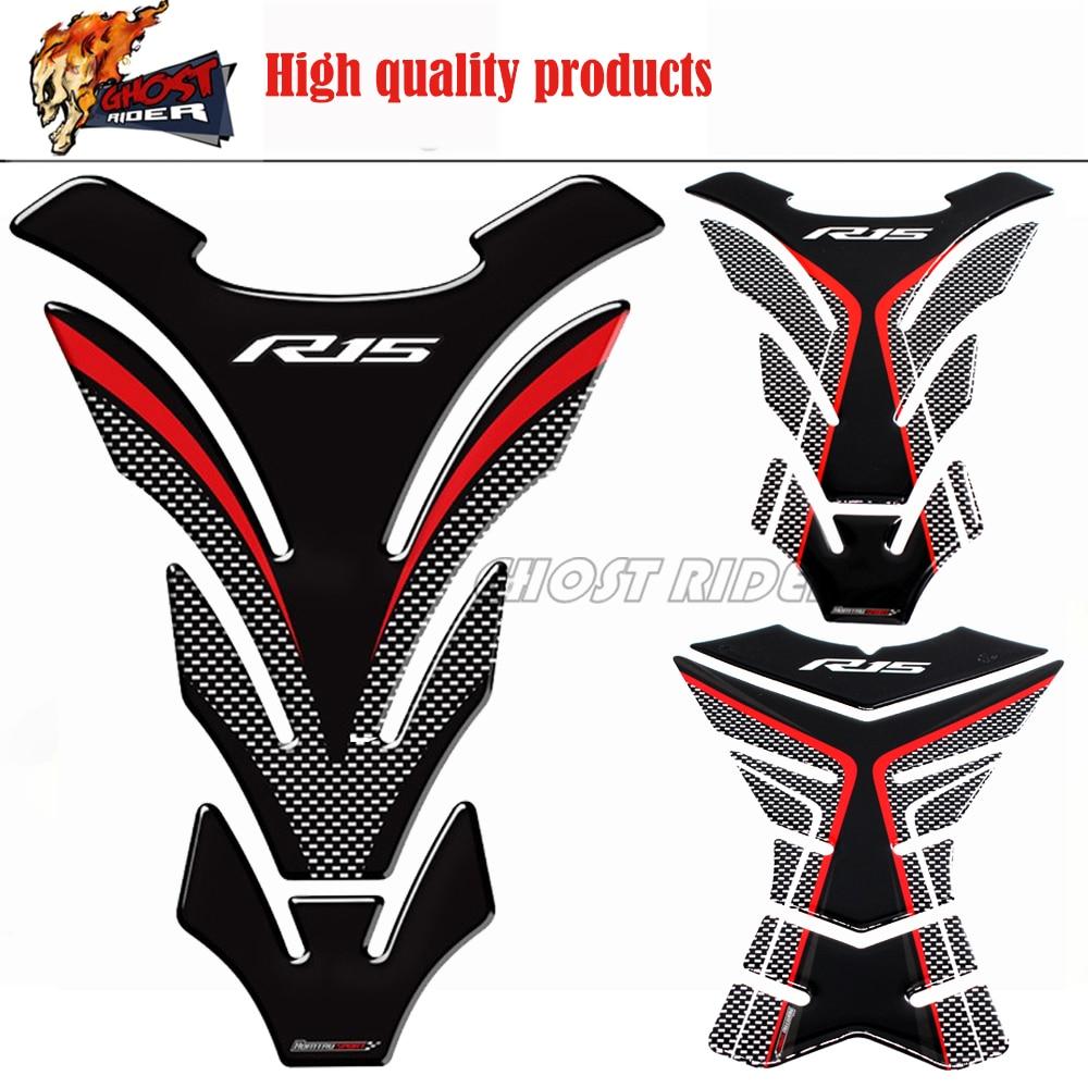 Motorcycle 3D ADESIVI sticker decal logo protective tank pad Cas
