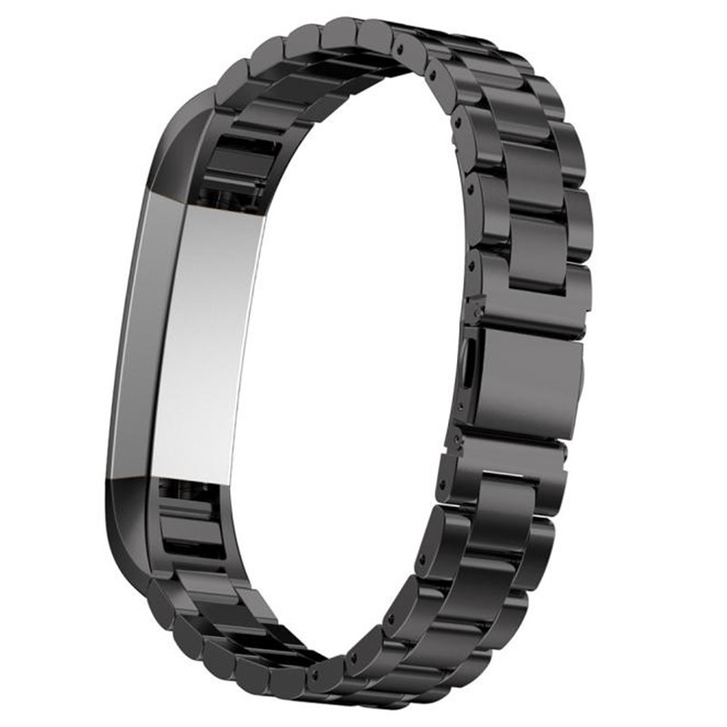 Luxury watchband Metal Straps Stainless Steel Watch Band Bracelet Strap Wristband For Fitbit Alta Smart Watch High Quality Dec29