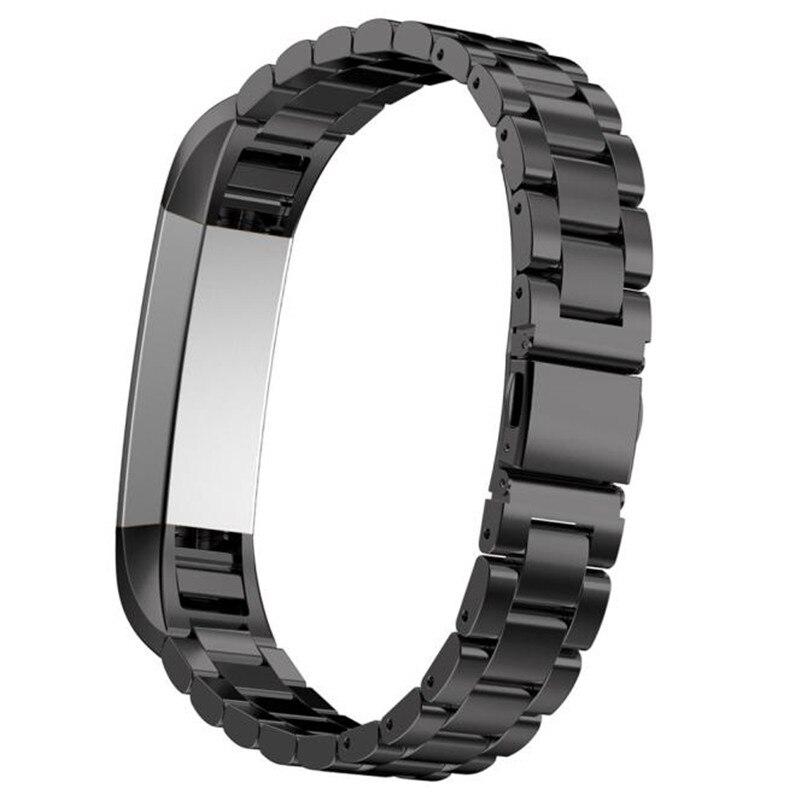 Luxus armband Metall Straps Edelstahl Uhr Band Armband Armband Armband Für Fitbit Alta Smart Uhr Hohe Qualität Dec29