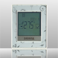 T12 FHL 7(EN) High quality Programmable LED display electric underfloor heating room thermostat ,golden agent
