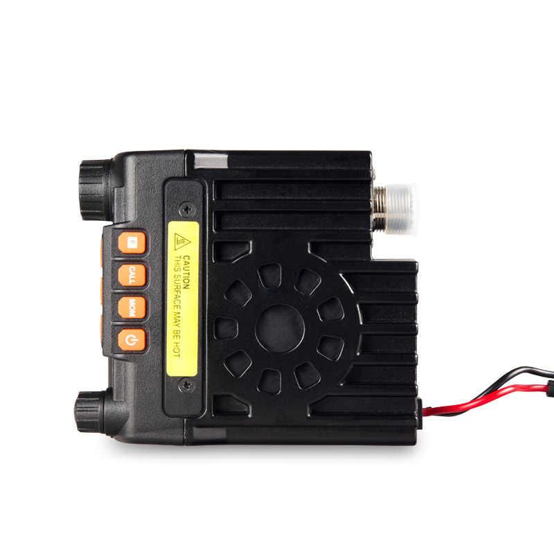 ミニカーラジオ KSUN KS-5800 双方向ラジオ 136-174/400 から 480 Mhz のデュアルバンド携帯 Transicever トランシーバー