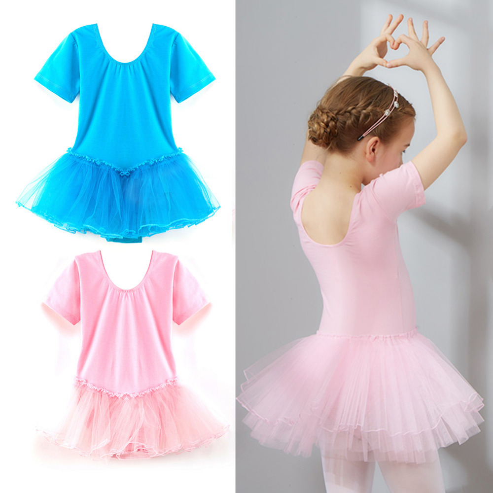 New Girls Kids Baby Ballet Dance  Dress Candy Color Tutu Dress Dancing Clothing Ballet Leotard Stage Dancewear Baby Costumes the new ballet girl dress costumes stage performance clothing color clothing