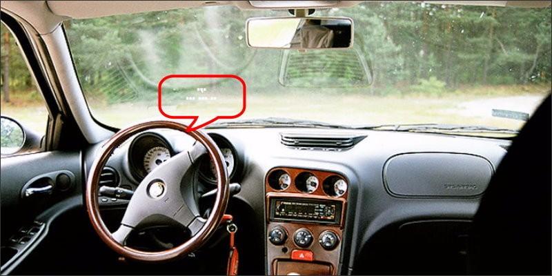Alfa Romeo 156 Interior