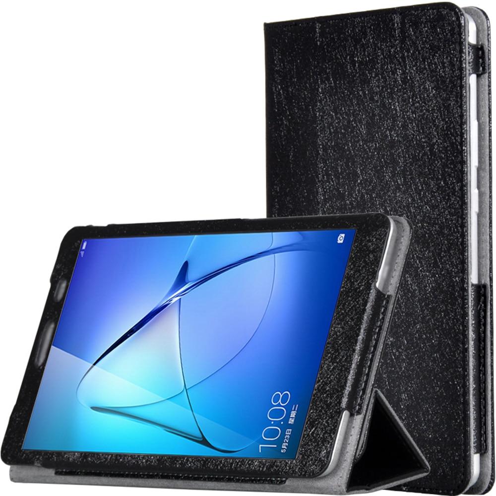 30Pcs/Lot DHL Shipping Case for Huawei MediaPad T3 8.0 PU Leather Funda for Huawei T3 8.0 KOB-L09 KOB-W09 Case+Touch Pen case for huawei mediapad t3 8 0 kob l09 pu leather 8 inch tablet case for huawei t3 kob w09 smart print flip stand funda stylus