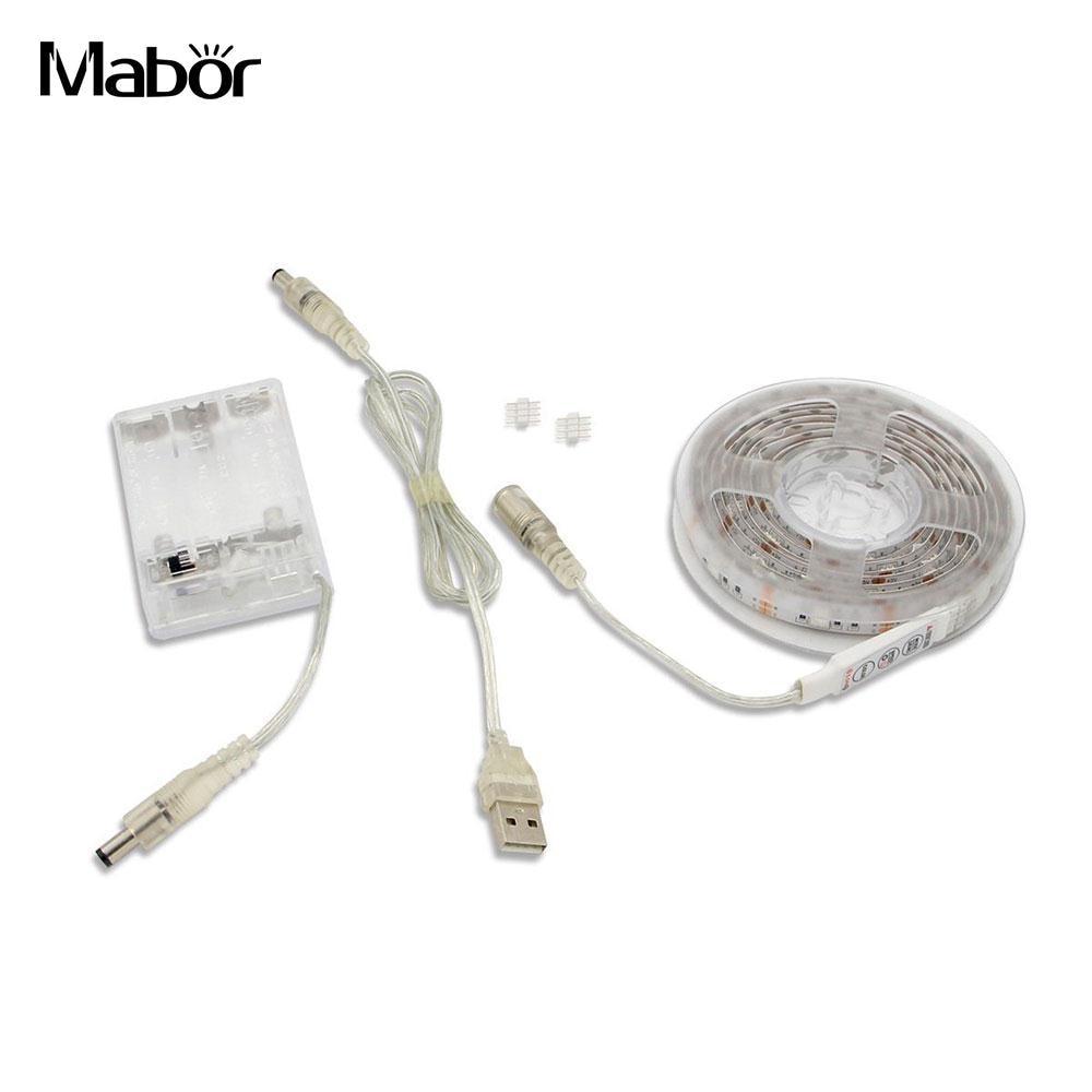 LED String LED Strip Flexible Light Strip USB Party Night Lamp Mini Controller