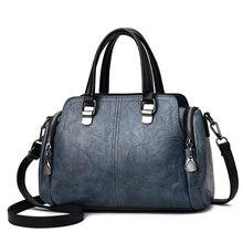Retro Mother Messenger Bag High Quality Pu European and American Style Luxury Handbag Designer 2019 Summer Shoulder Bag