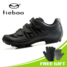 Tiebao 2019 New Arrival Cycling Shoes Men Sneakers Sapatilha Ciclismo Mtb Self-Locking Bicycle Mountain Bike