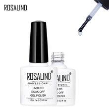 Rosalind 10 мл стойкий УФ-лак для ногтей Полупостоянный УФ-Гель-лак светодиодный лак для ногтей