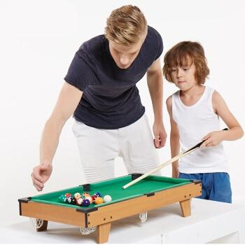 Billiard Table Children's Toys Snooker Medium Sized Children's Billiards Table betfred world championship snooker quarter final table 2