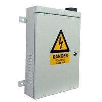 GSM Medidor De Energia & Transformador De Potência Controlador de Monitoramento Inteligente Unidade De Alarme SMS para o A/B/C 3 Fase AC 0 ~ 400 V S251