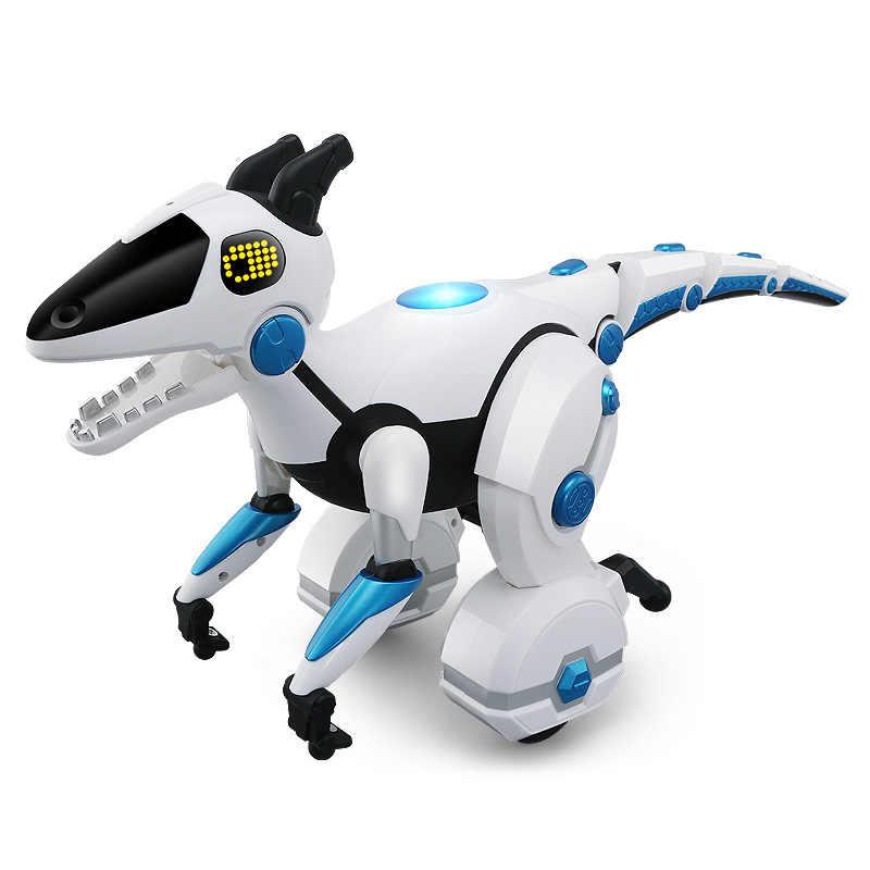 Шт. 3 шт. умный динозавр робот DHL