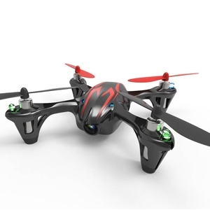 Hubsan X4 H107C 4CH RC Quadcopter With 0.3MP Camera RTF 2.4GHZ