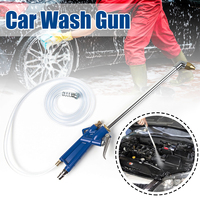 Car Washer Engine Warehouse Air Pressure Power Water Jet Washer Spray Washing Cleaner Tool Kit Pipe for Car Watering Lawn Garden