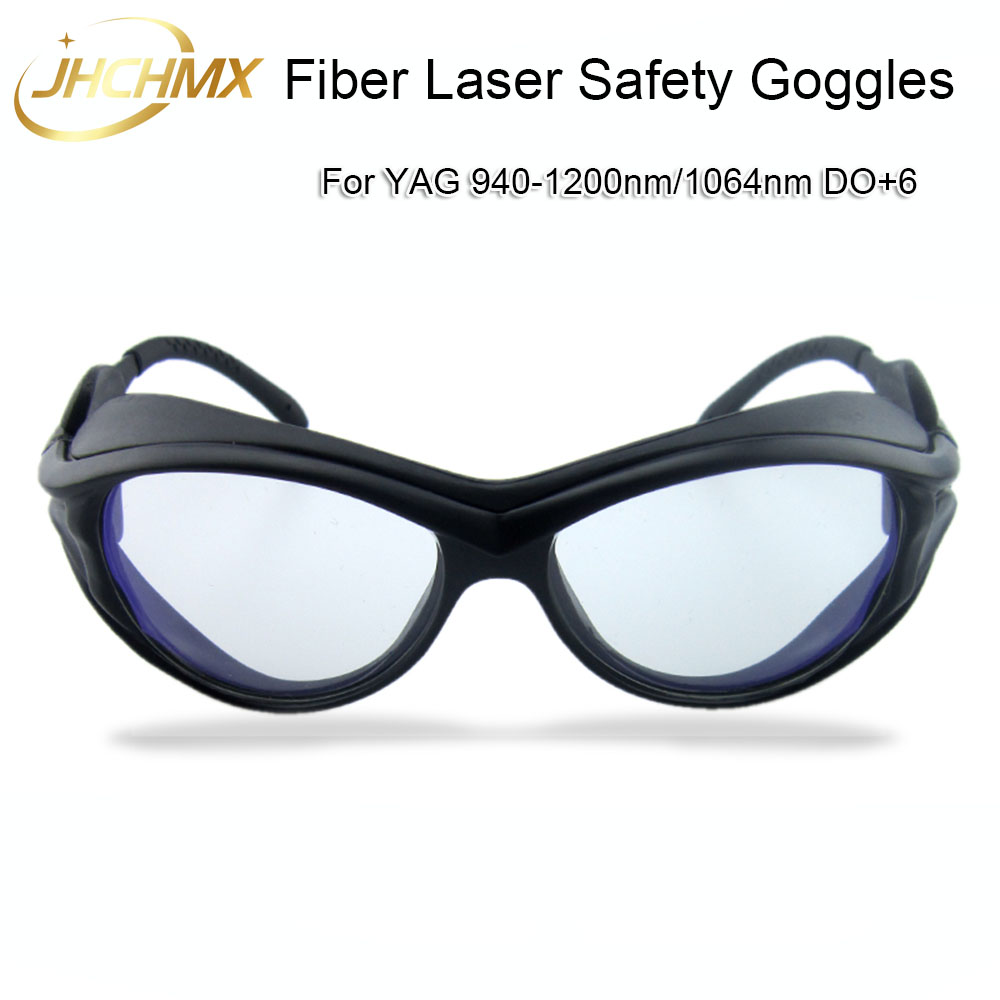 High Quality YAG Fiber Laser Safety Goggles Protective Goggles 940-1200nm/1064nm For Fiber Laser Cutting MachinesHigh Quality YAG Fiber Laser Safety Goggles Protective Goggles 940-1200nm/1064nm For Fiber Laser Cutting Machines