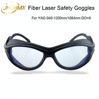 High Quality YAG Fiber Laser Safety Goggles Protective Goggles 940 1200nm/1064nm For Fiber Laser Cutting Machines
