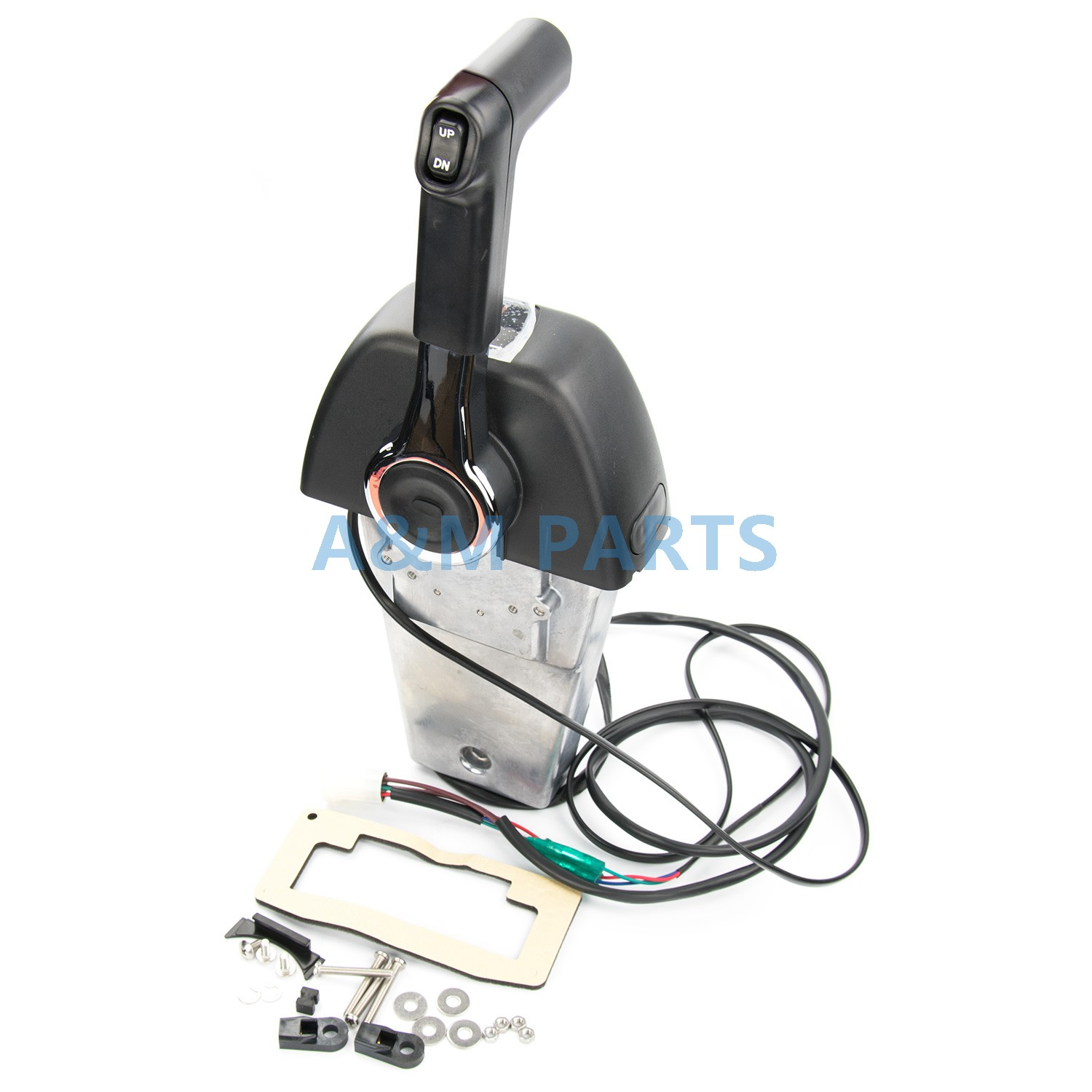 Sailboat Engine Controls : Outboard binnacle remote control box for yamaha marine