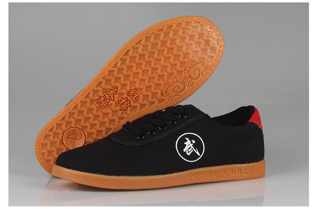 1 Пара Тайцзи Обувь Боевых Искусств Обувь Тайцзи Обувь для Тайцзи Каратэ Тхэквондо Ушу Кроссовки