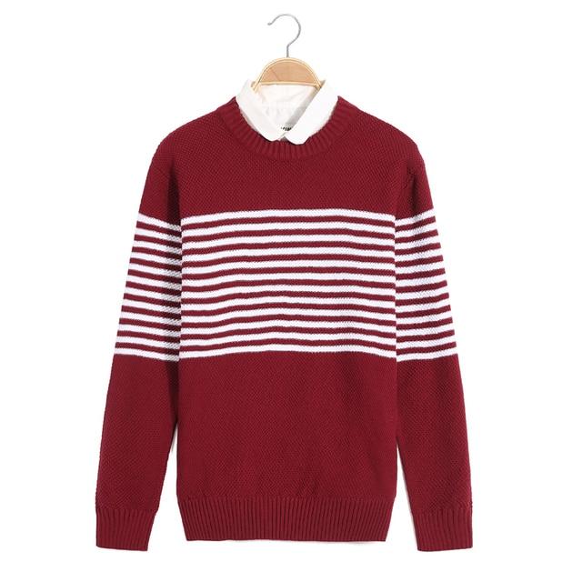 Free Shipping Fashion Mens Christmas Sweater Knitting Patterns Mens