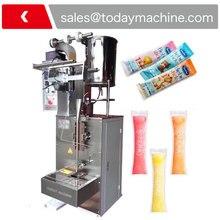 110V, 120V, 220V, 240V. - 50Hz, 60Hz.CE flowability liquid stick packing machine for Ice pop/jelly/Liquid soft