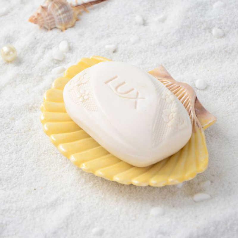 Dna morskiego muszle wykwintne 5 sztuk/zestaw akcesoria łazienkowe z żywicy zestaw dozownik mydła w płynie/uchwyt szczoteczki do zębów/Tumbler/mydelniczka/balsam do butelek