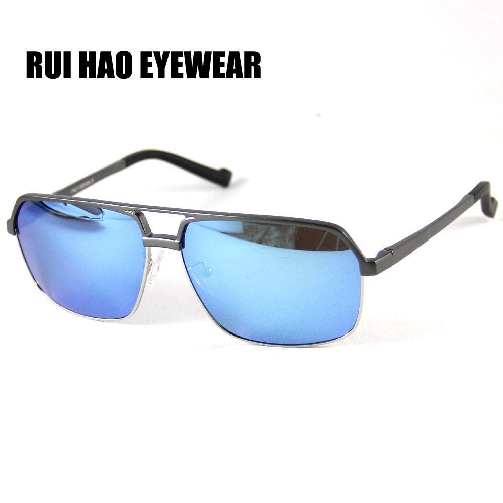 2 Color Unisex font b Fashion b font font b Polarized b font Sunglasses Women Men