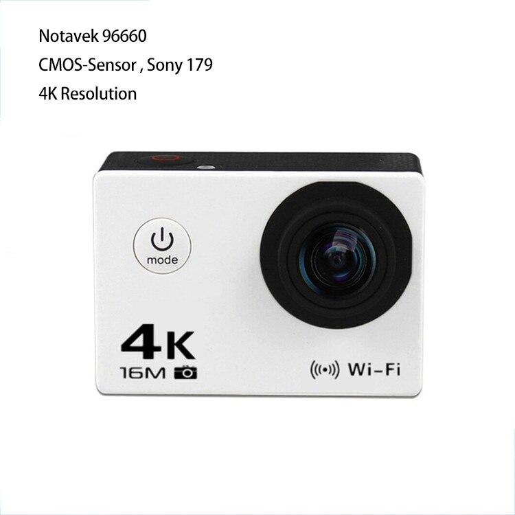 ФОТО Allwinner Sony179 2.0'' 30m Waterproof Action Camera 4K Video Camera Sport DV LCD Outdoor 12MP 60FPS Diving Optional Package