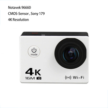"Allwinner Sony179 2.0"" 30m Waterproof Action Camera 4K Video Camera Sport DV LCD Outdoor 12MP 60FPS Diving Optional Package"