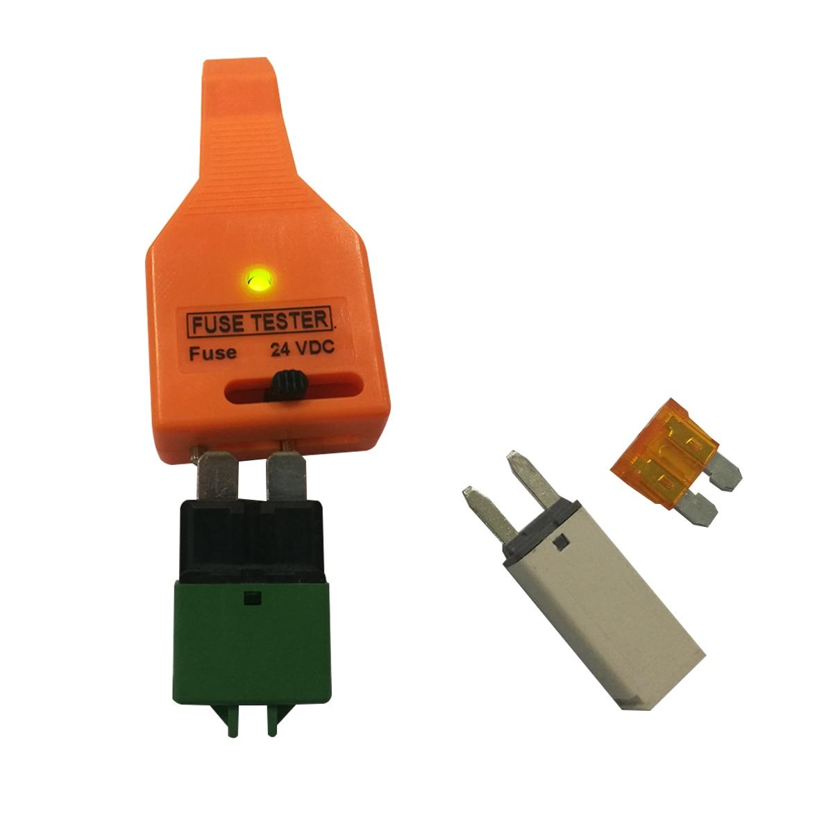 Automotive Car Adjustable Fuse Tester Pu