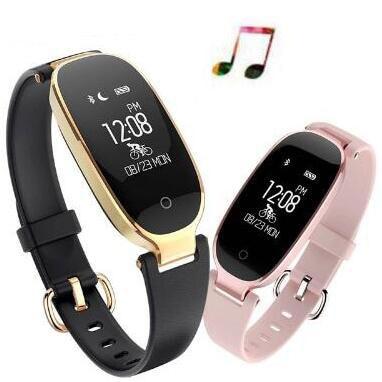 Fitness Tracker Women Smart Watch S3 Bracelet Heart Rate Band Wristband PK Mi